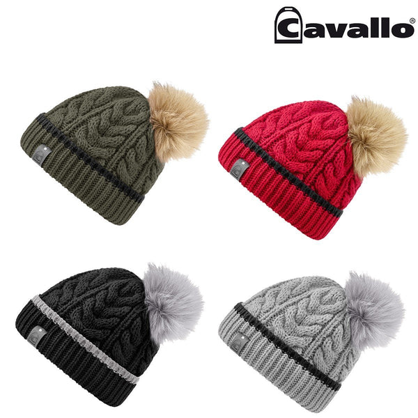 Cavallo Livia Knitted Hat