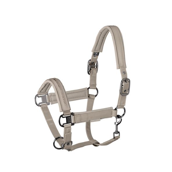 Eskadron Softslate Double Pin Headcollar Platinum 2020 Eskadron My Breeches | Eskadron