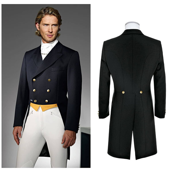 Pikeur Cool Wool Frack Men's Dressage Tail Coat Shadbelly