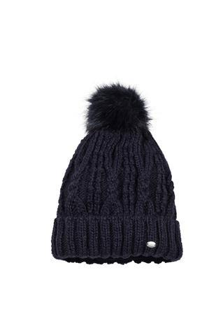 Pikeur Cable Knit Bobble Hat