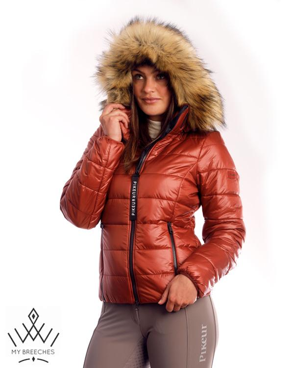 Pikeur Karry New Generation Ladies Quilted Jacket