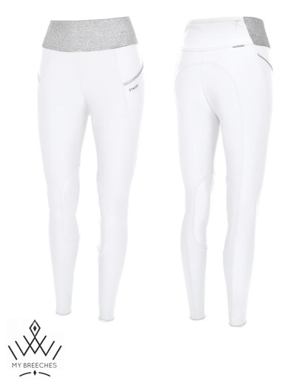 Pikeur Hanne Athleisure Knee Grip Ladies Breeches - SALE Ladies Breeches My Breeches | Pikeur