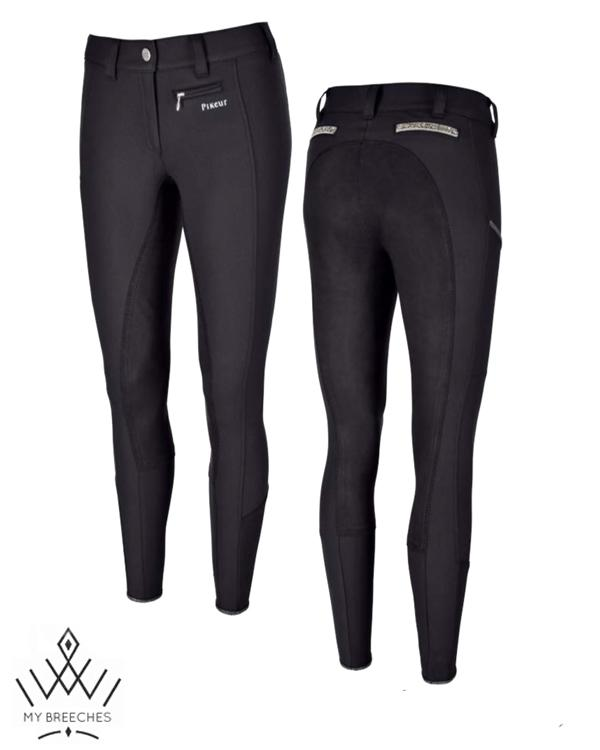 Pikeur Henriette Full Seat Slim Fit Ladies Breeches Ladies Breeches My Breeches | Pikeur
