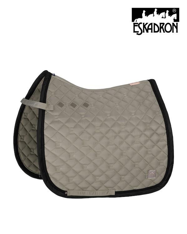 Eskadron Glossy Quilted Saddle Pad Heritage AW20