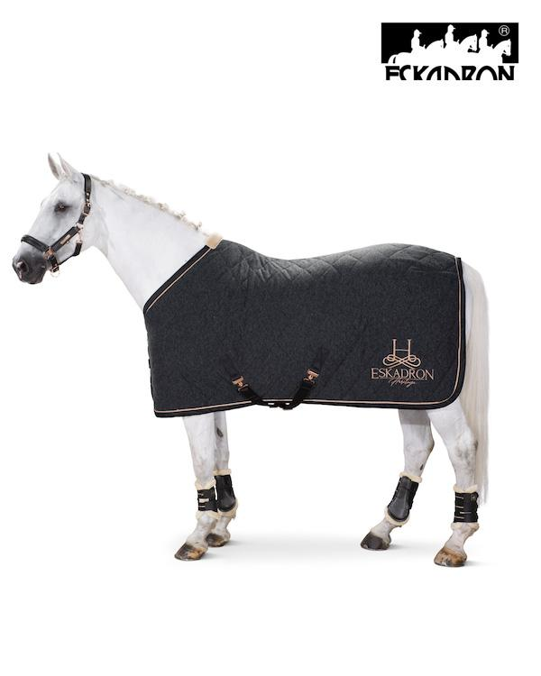 Eskadron Acrylic Quilted Sweat Rug Heritage AW20 - Extra charges apply for worldwide shipping