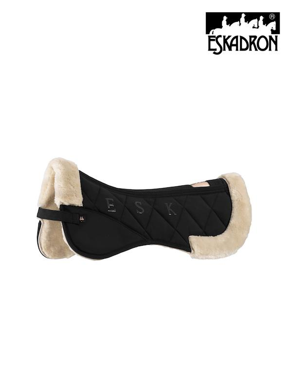 Eskadron Softshell Faux Fur Saddle Pad Heritage AW20