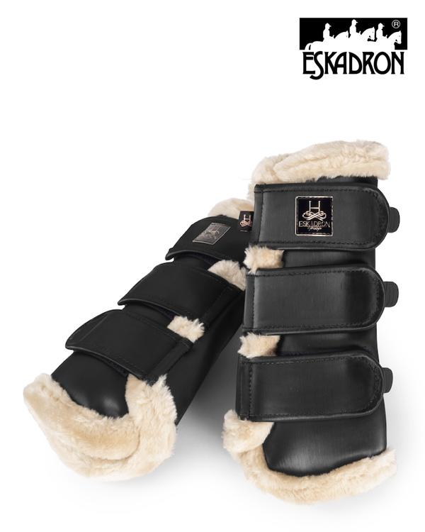 Eskadron Softslate Faux Fur Allround Boots Heritage AW20