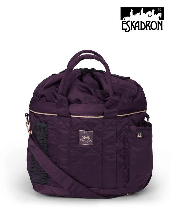 Eskadron Glossy Quilted Accessories Bag Heritage AW20
