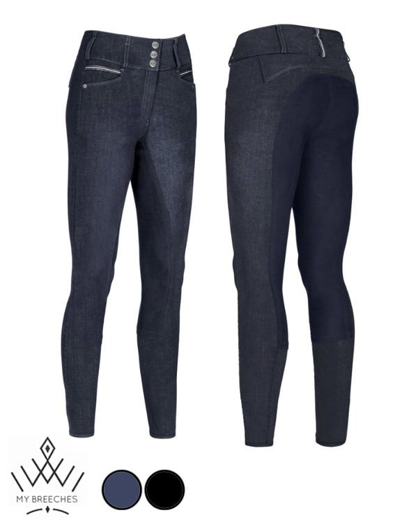 Pikeur Candela Jeans McCrown Full Seat Ladies Breeches