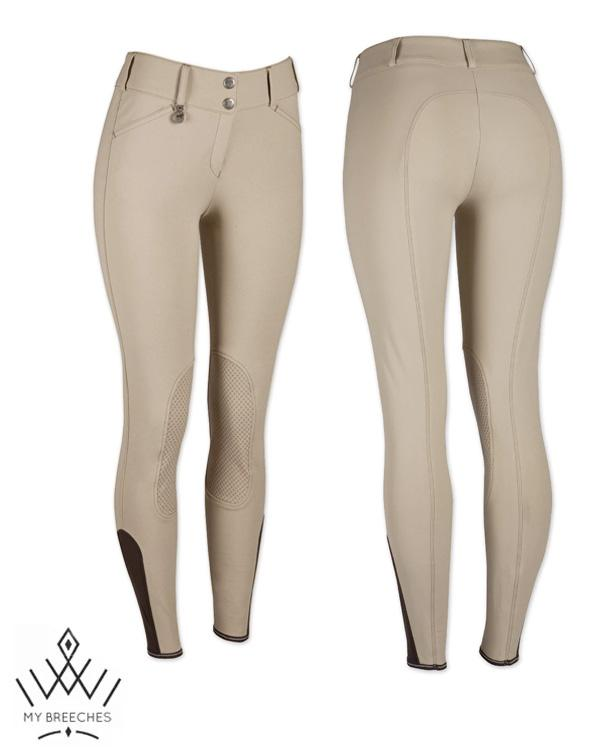 Pikeur Ciara Grip Ladies Breeches - SALE Ladies Breeches My Breeches | Pikeur