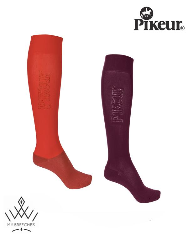 Pikeur Functional Crystal Studded Socks