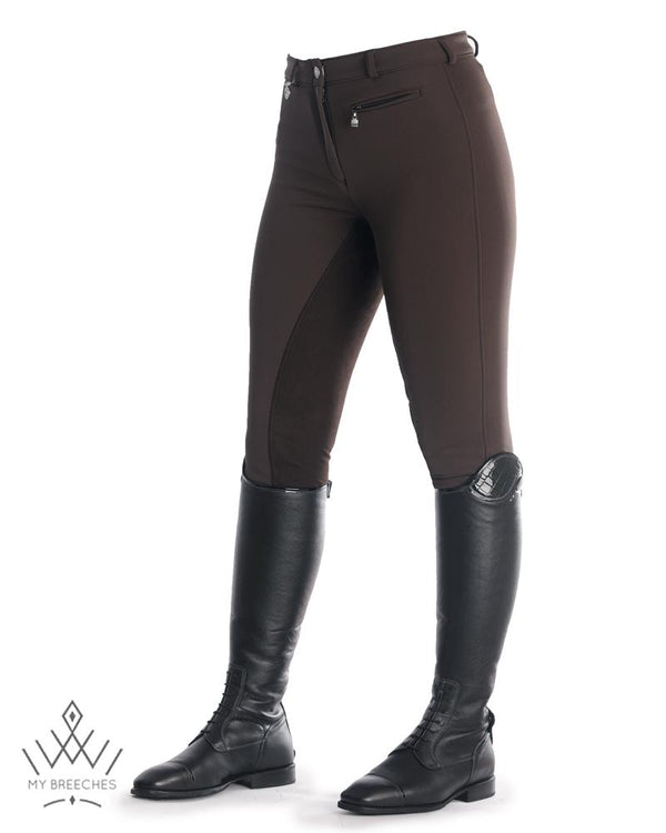 Pikeur Lugana Winter Softshell Ladies Breeches