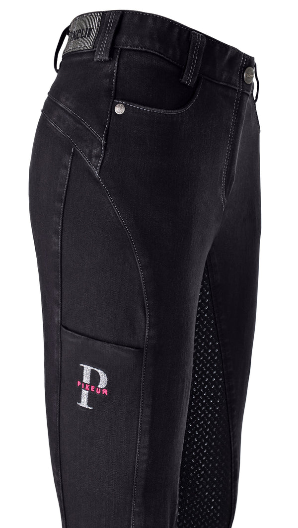 Pikeur Tesia Denim Full Grip Ladies Breeches