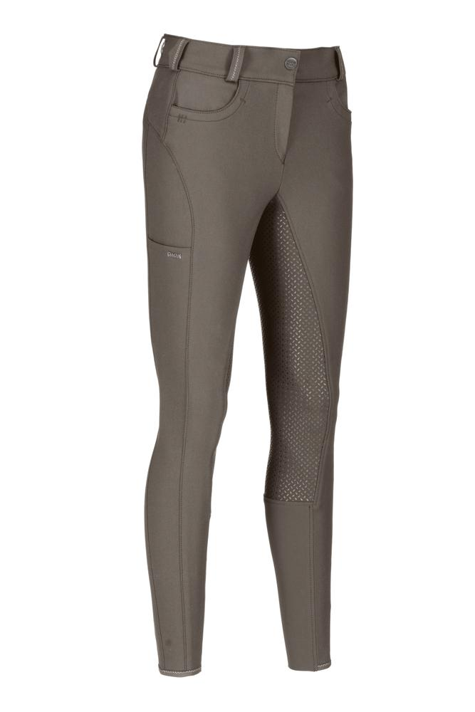 "Pikeur Basha Grip Prime Collection Breeches My Breeches | Pikeur Walnut 34/UK20""/USA22"""