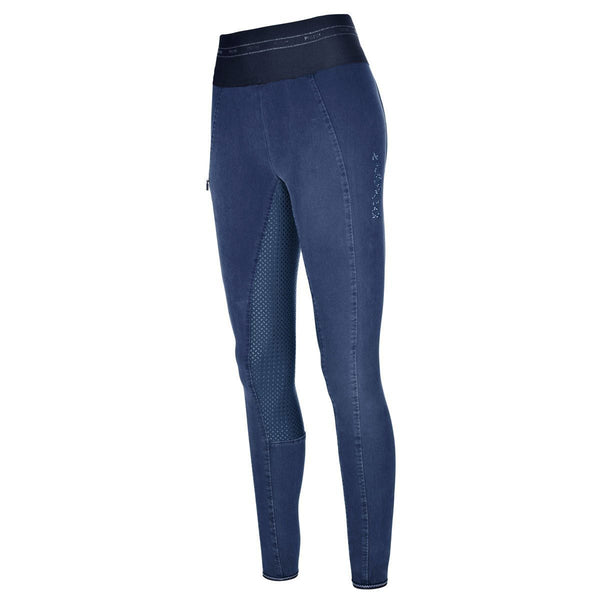 Pikeur Ivana Athleisure Grip Denim Jeans Breeches My Breeches | Pikeur