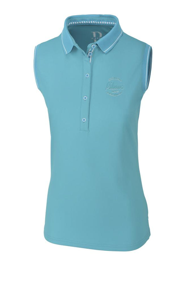 Pikeur Jarla Sleeveless Ladies Polo Shirt