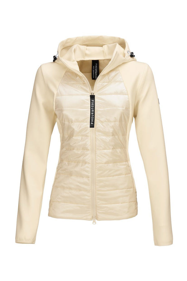 Pikeur New Generation Kasha Ladies Mix Material Jacket