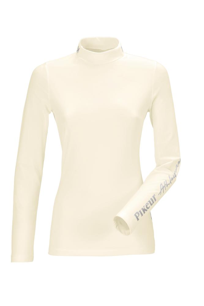 Pikeur Kleo Athleisure Functional Long-Sleeved Shirt My Breeches | Pikeur Ivory 32/UK4/USA0