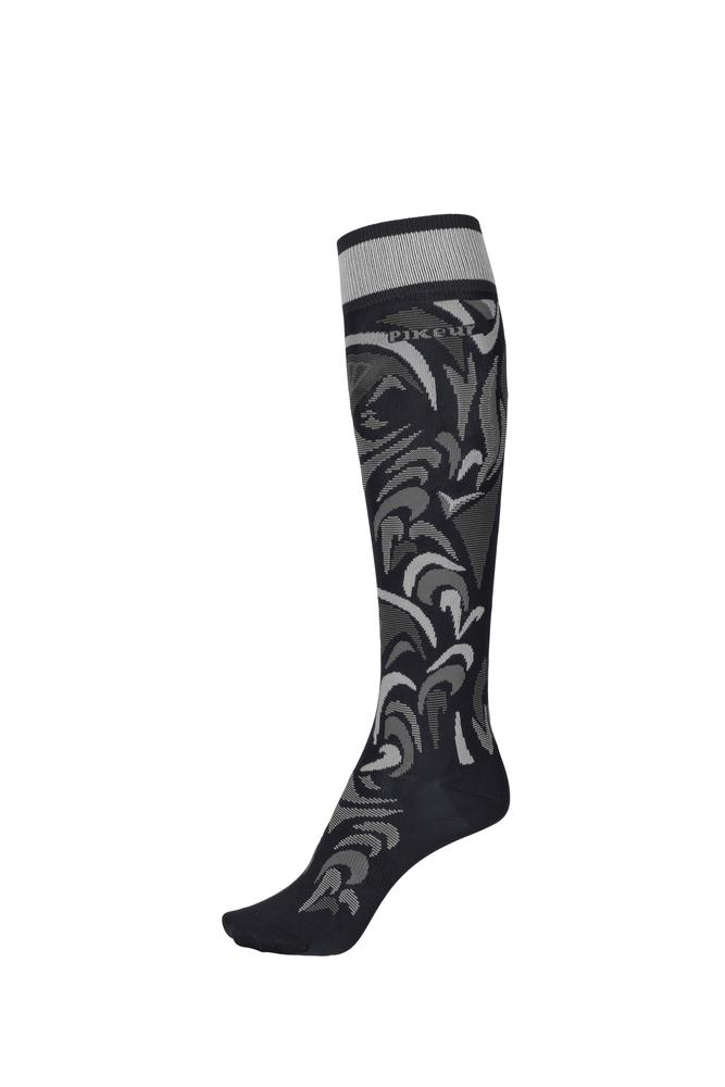 Pikeur Long Patterned Knee Socks