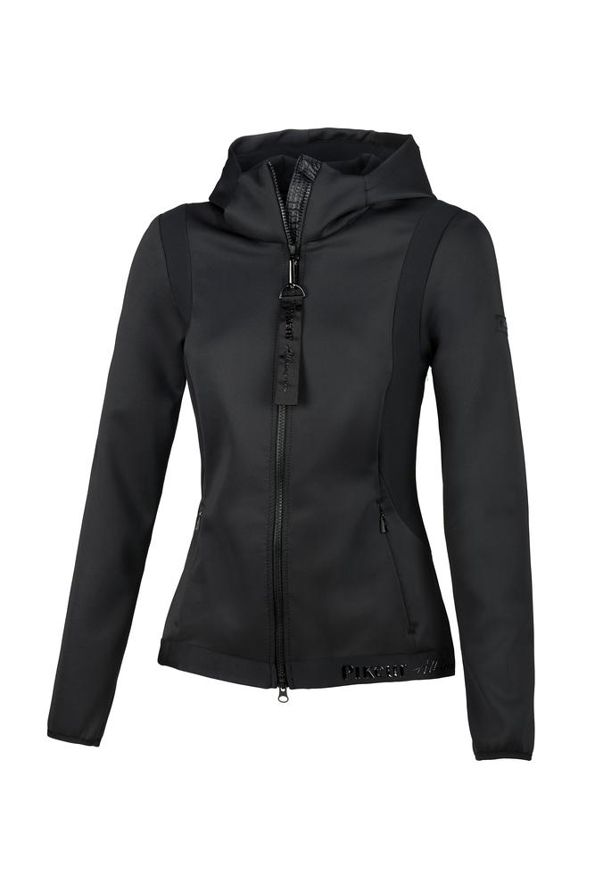 Pikeur Lys Tech Ladies Fleece Jacket *Pre-order for March Delivery* My Breeches | Pikeur Black 32/UK4/USA0
