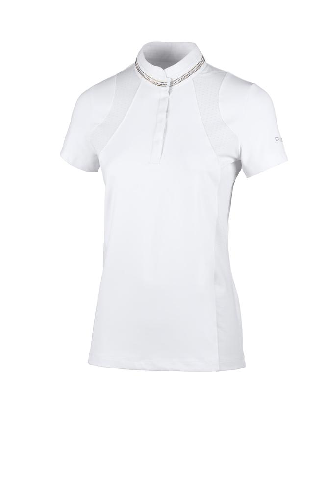 Pikeur Phiola Ladies Competition Shirt *Pre-order for March Delivery* Ladies Competition Shirts My Breeches | Pikeur White 34/UK6/USA2