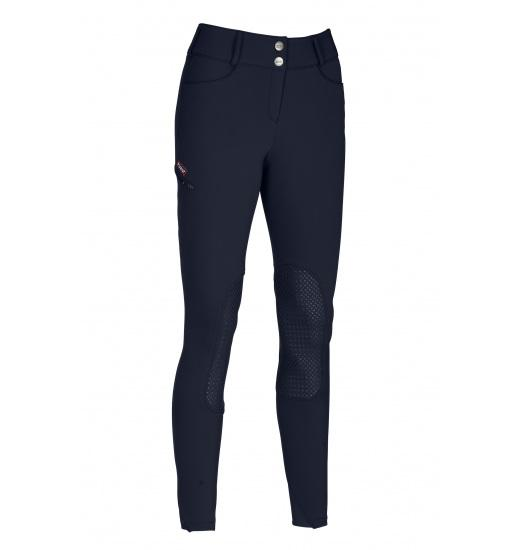 "Pikeur Rhania Knee Grip Ladies Breeches Ladies Breeches My Breeches | Pikeur Nightblue 40/UK26""/USA28"""