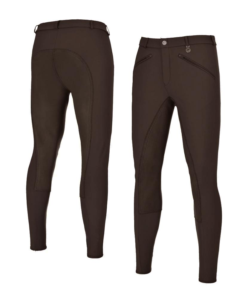 Pikeur Liostro Stretch Full McCrown Suede Seat Men's Breeches - SALE