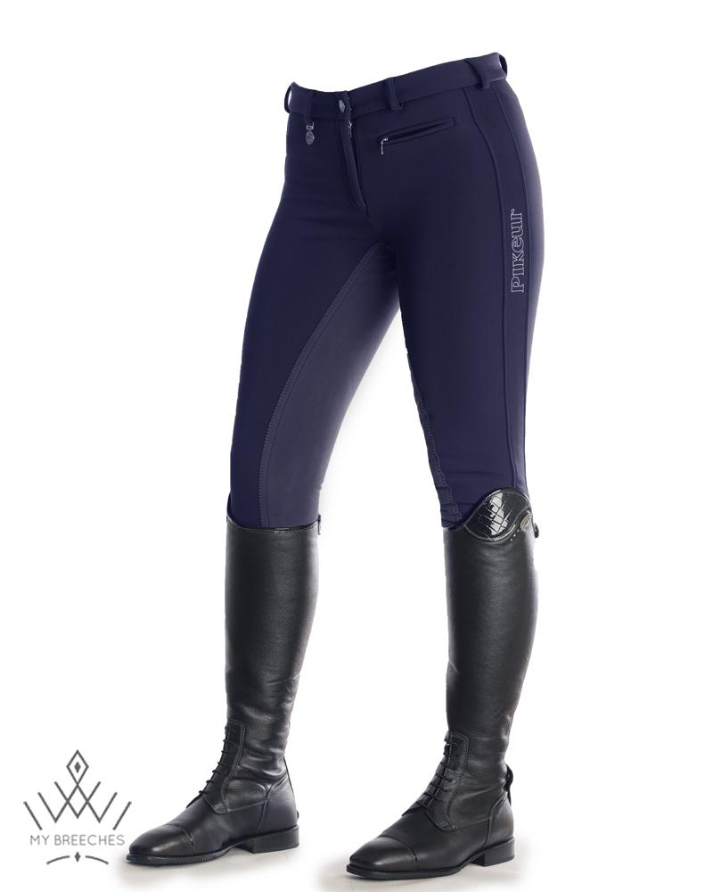 Pikeur Lucinda Softshell Winter Ladies Breeches - SALE