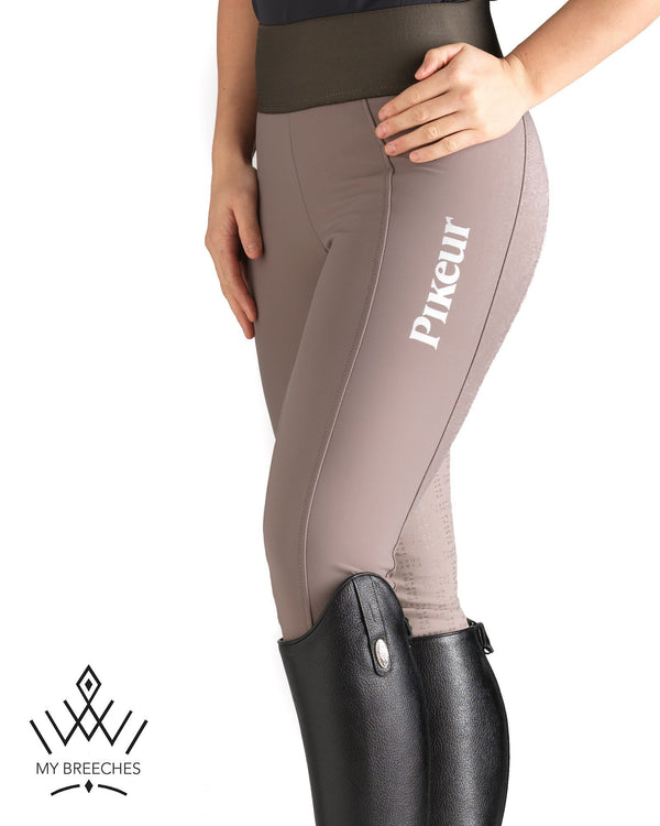 Pikeur Yara Full Grip Legging Ladies Breeches - SALE Ladies Breeches My Breeches | Pikeur