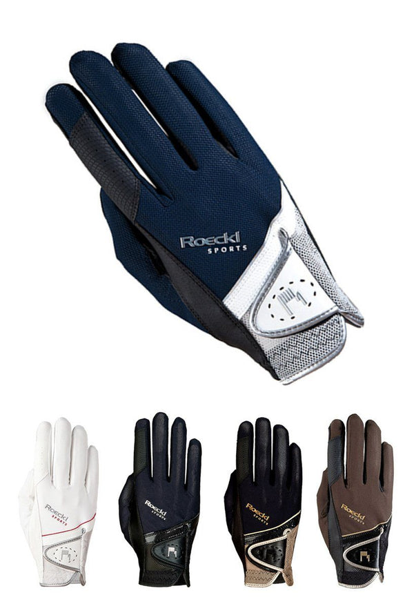 Roeckl Madrid Unisex Riding Gloves