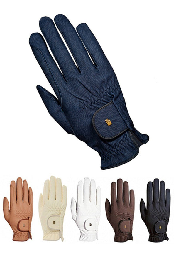 Roeckl Roeck-Grip Unisex Riding Gloves