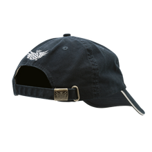 Low low Profile Hat Navy Back