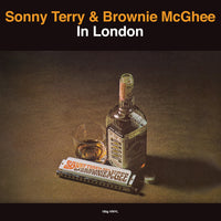 SONNY TERRY & BROWNIE McGHEE In London VINYL LP