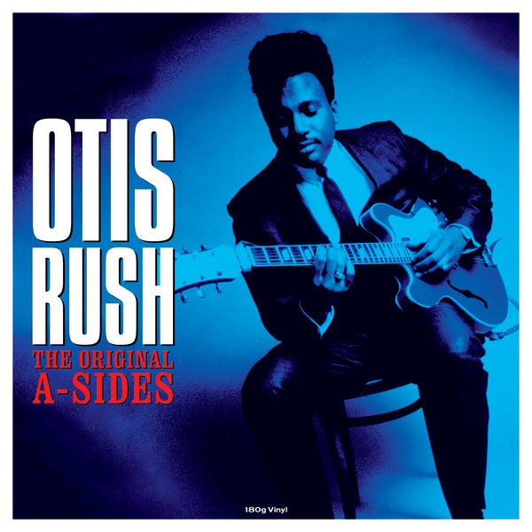 OTIS RUSH The Original A-Sides VINYL LP