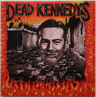 DEAD KENNEDYS Give Me Convenience Or Give Me Death Vinyl LP