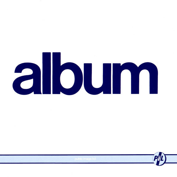 PUBLIC IMAGE LTD. - Album CD