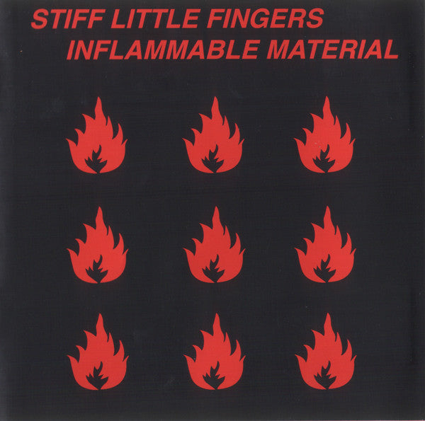 STIFF LITTLE FINGERS Inflammable Material CD