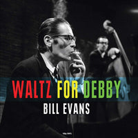 BILL EVANS Waltz For Debby VINYL LP