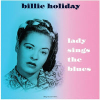 BILLIE HOLIDAY Lady Sings The Blues BLUE VINYL LP