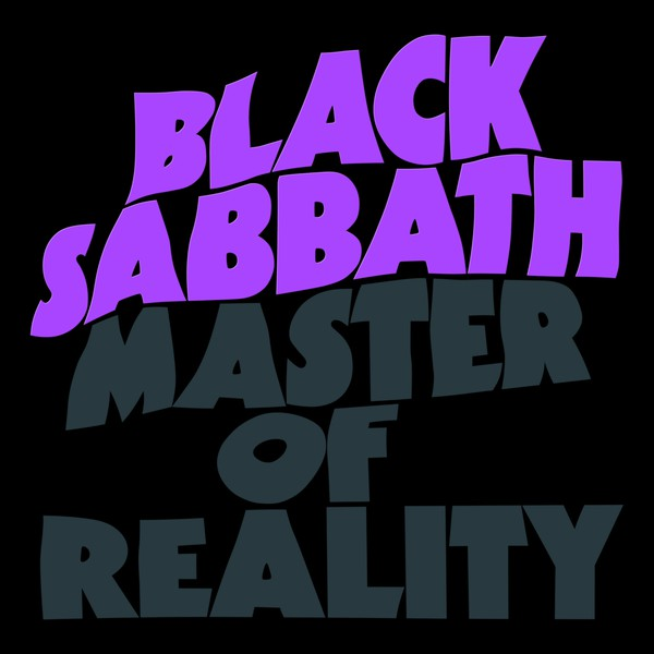 BLACK SABBATH - Master Of Reality CD