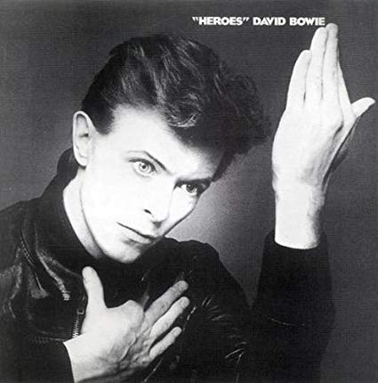 DAVID BOWIE - Heroes CD
