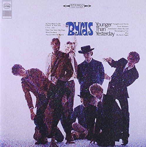 THE BYRDS - Younger Than Yesterday CD