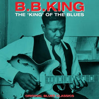 BB KING The King Of The Blues VINYL LP