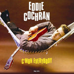 EDDIE COCHRAN C'mon Everybody VINYL LP