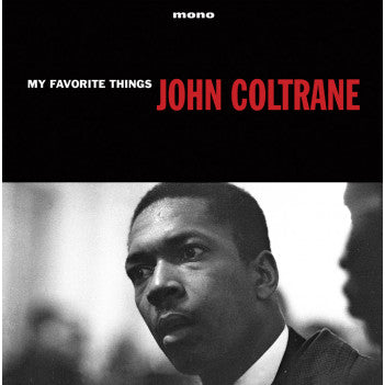JOHN COLTRANE My Favourite Things VINYL LP
