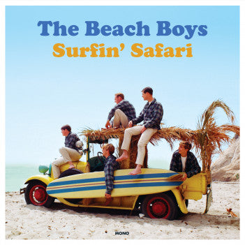 THE BEACH BOYS Surfin' Safari VINYL LP