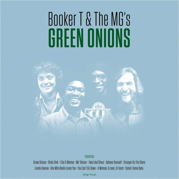 BOOKER T & THE M.G.'S Green Onions VINYL LP