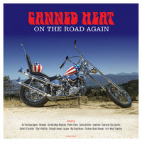 CANNED HEAT On The Road Again VINYL LP