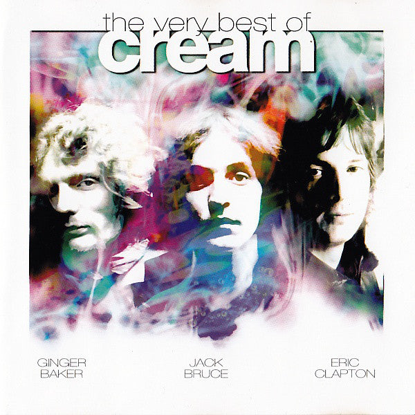 CREAM - The Very Best Of Cream CD