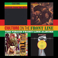 CULTURE - On The Front Line: The Virgin Front Line Albums 2CD